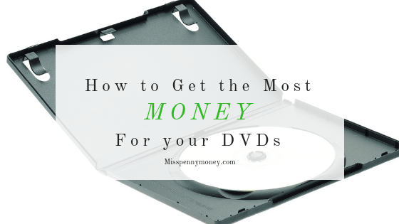 How to get the most money for your DVDs