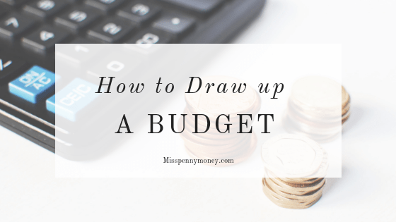 How to Draw up a Budget