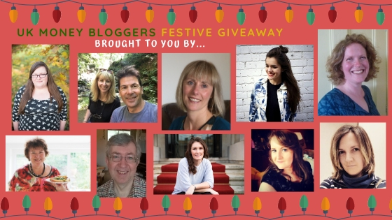 UK Money Bloggers Festive Giveaway 2019