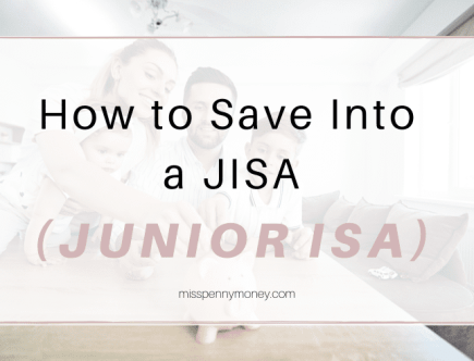 Junior ISA