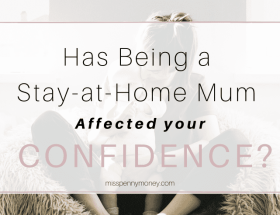 stay at home mum depression