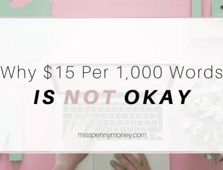 $15 per 1000 words