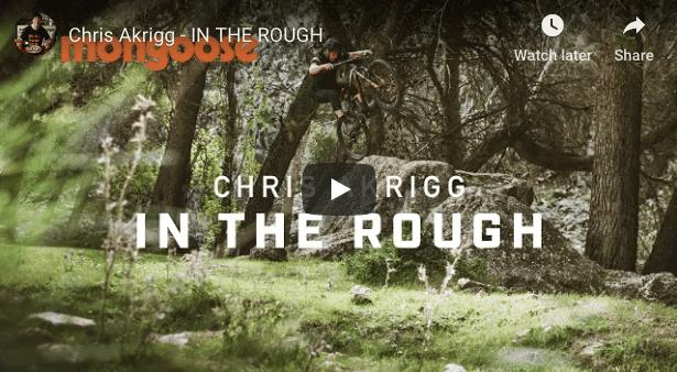 Chris Akrigg's New Video