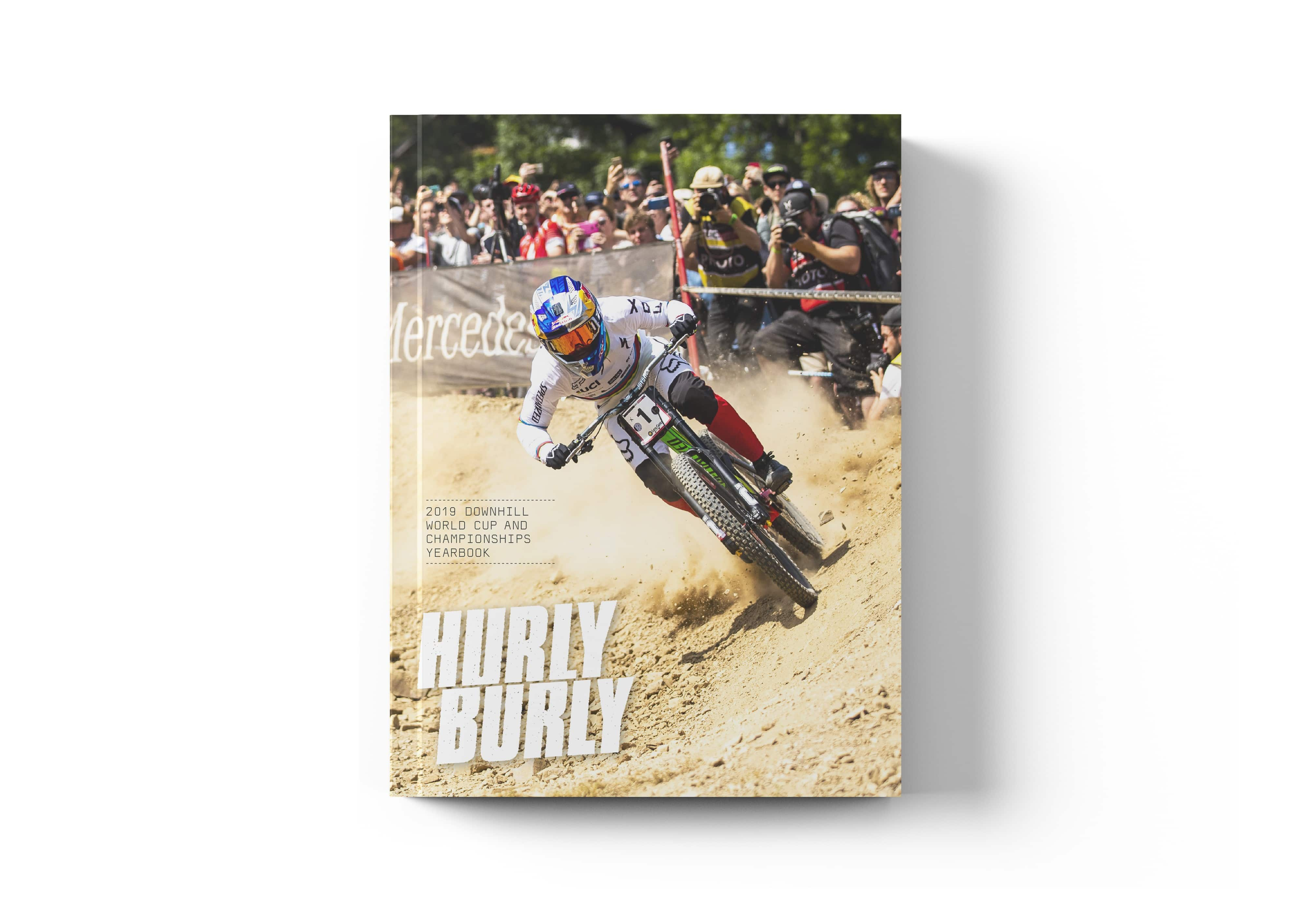 Hurly Burly 4 — Out Now