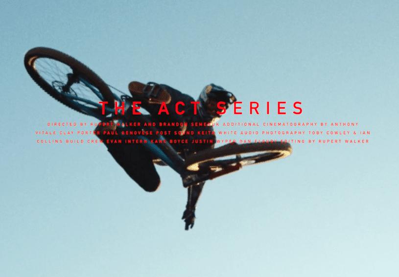 Brandon Semenuk Act 3 Video