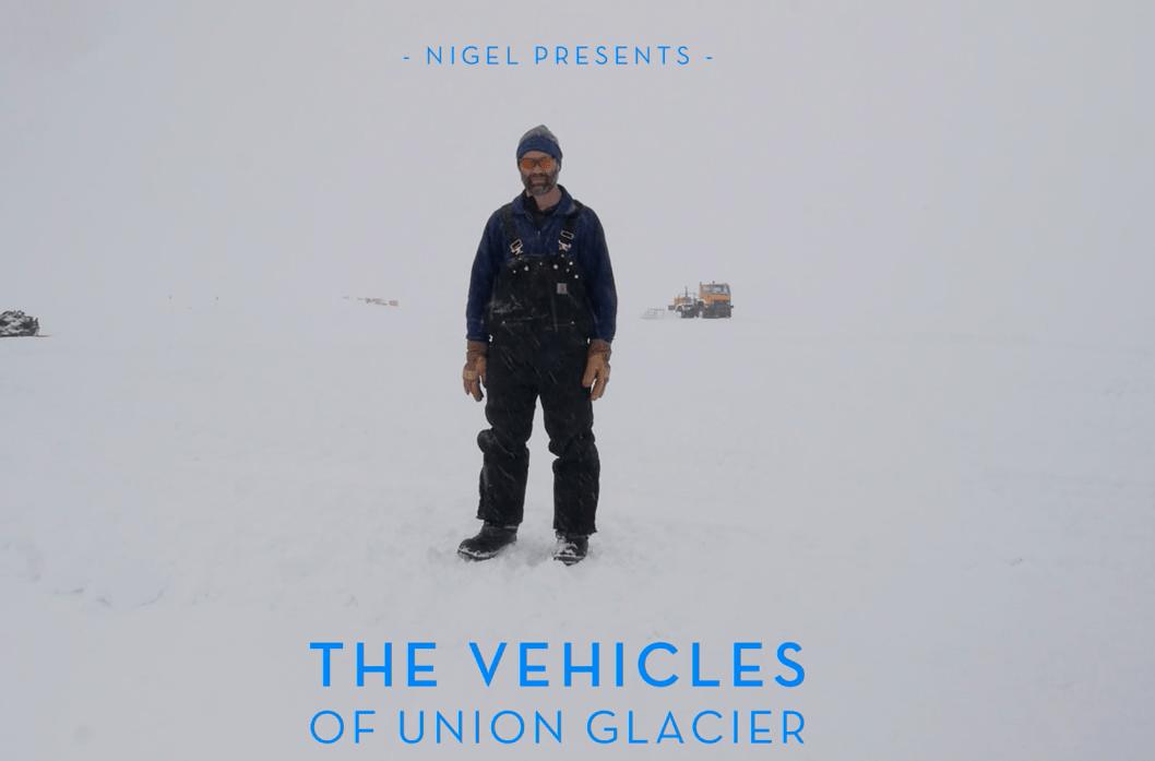 Weekend Watch: Union Glacier documentary