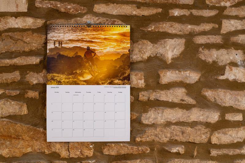 Cycling calendar 2020