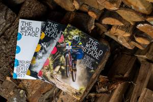 The World Stage mountain bike book