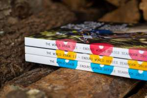 The World Stage mountain bike book 3