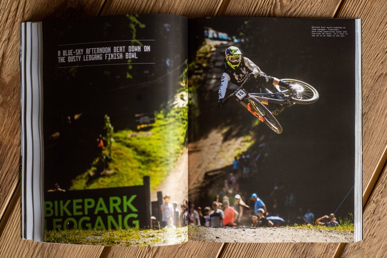 downhill mountain bike book