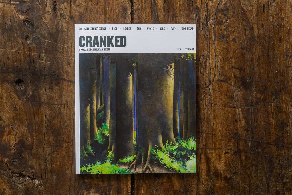 Cranked Magazine Issue 20