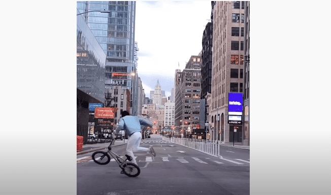 BMX flatland New York