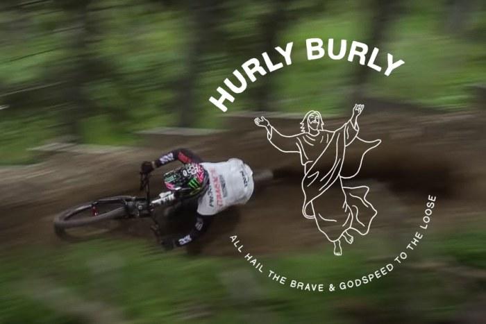 Commencal mullet DH bike gets Pierroned: Godspeed Award