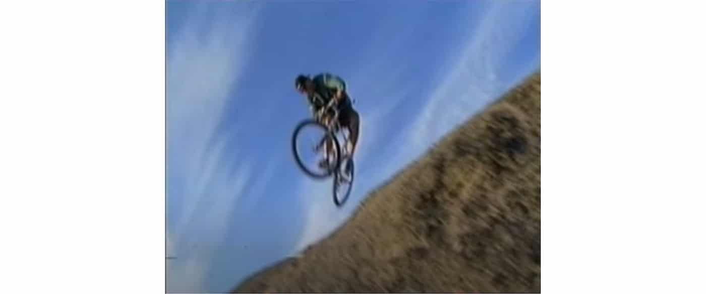 old mountain bike film