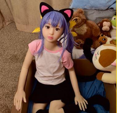 Chinese company creates child-like sex dolls