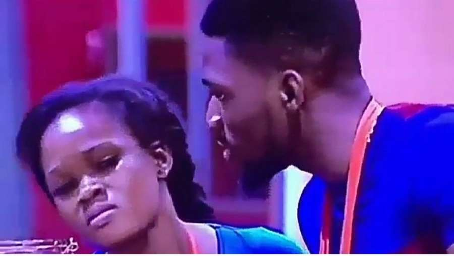 #BBNaija This video of Tobi and Cee C will make your day