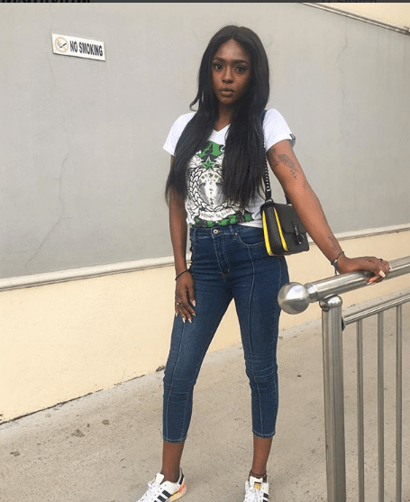 Beverly Osu is stunning in new photo