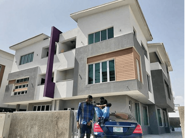 Kiss Daniel acquires his second home in Lagos