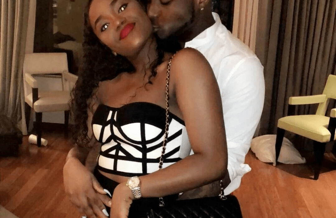 Davido declares girlfriend Chioma the most beautiful thing on earth