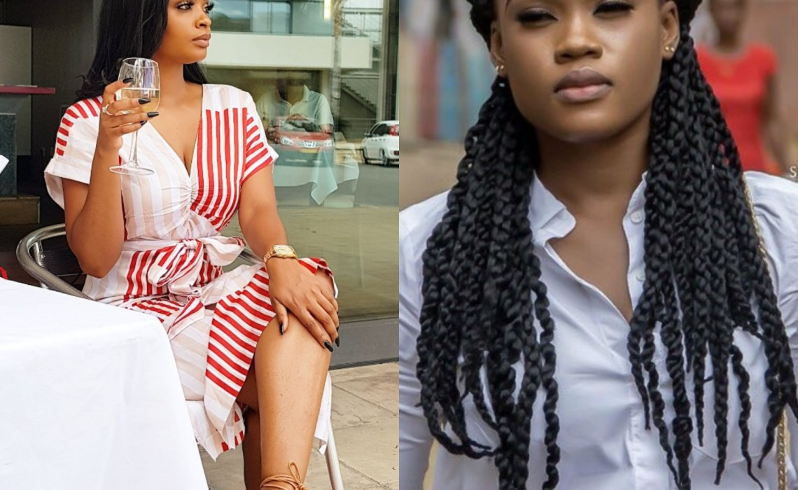 #BBNaija BBA winner Dillish Matthews shares her thoughts on Cee-C
