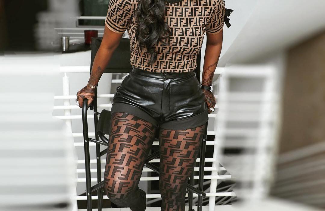 Tiwa Savage is 'offensive in Fendi'