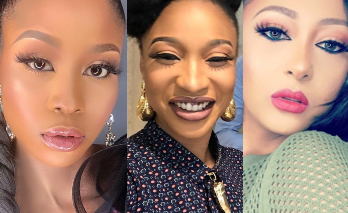 Rosy Meurer joins Lilly Afegbai in shading Tonto Dikeh