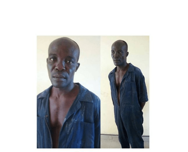 Police arrest father for defiling his 4 daughters