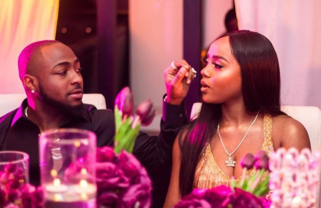 Davido defends his love for Chioma