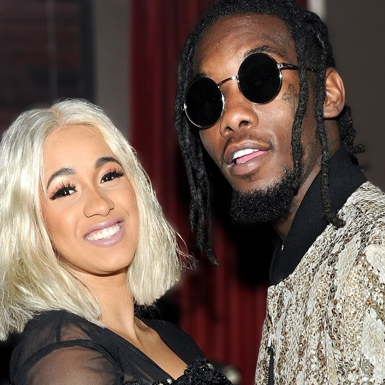 Cardi B Confirms She Married Offset In September: Cardi B Confirms She Secretly Married Offset : Miss Petite