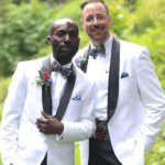 Nigerian gay man celebrate wedding anniversary