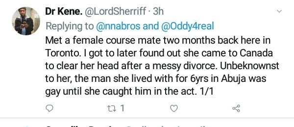 Married Nigerian man abandons family, elopes with gay lover