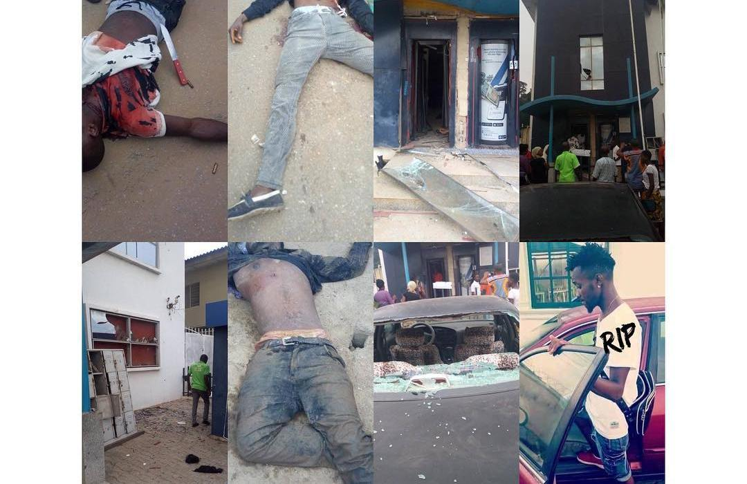 10 feared killed as armed men invade Igarra banks