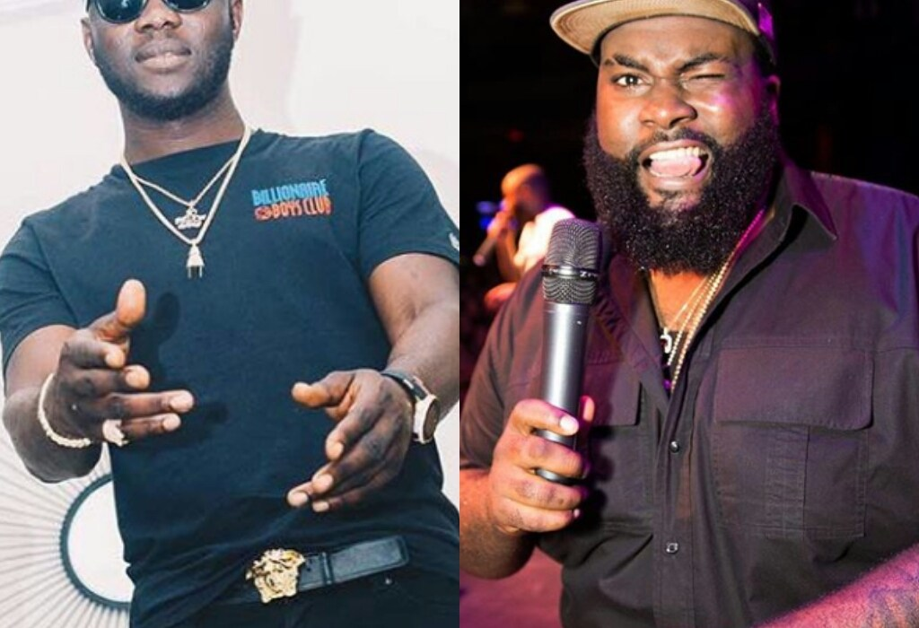 Davido's crew members engage in bitter supremacy battle (See posts)