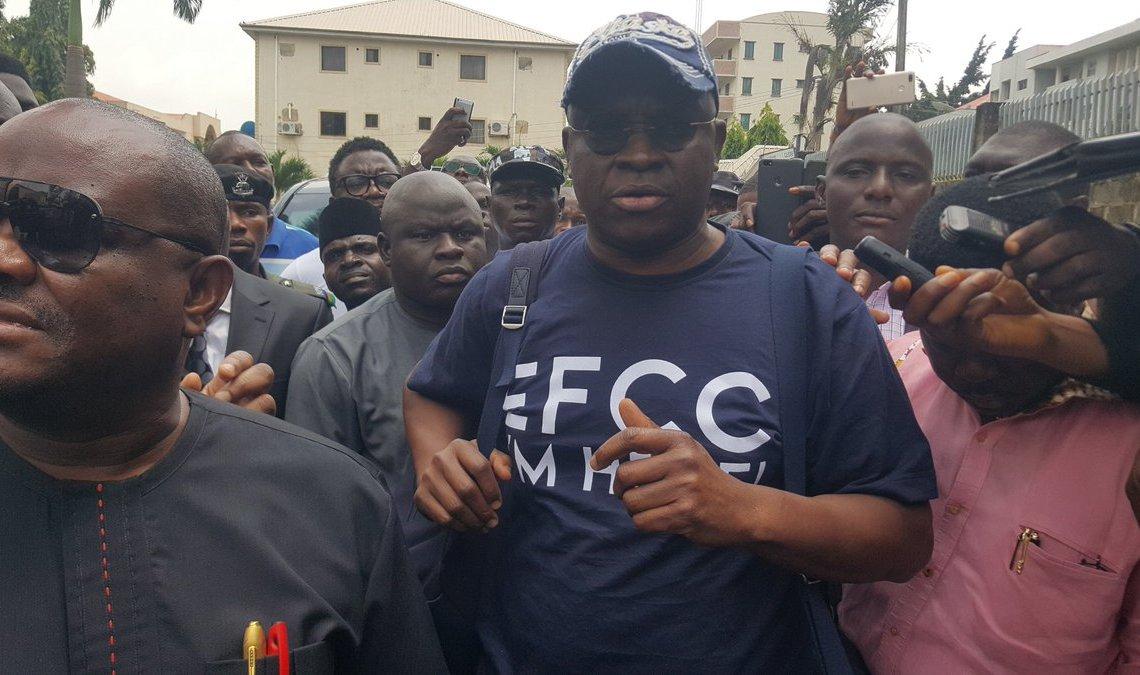 I am Fayose's lawyer, Fani-Kayode tells EFCC