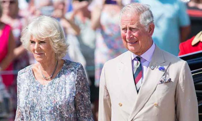 Buhari receives Prince Charles, wife at Aso Rock