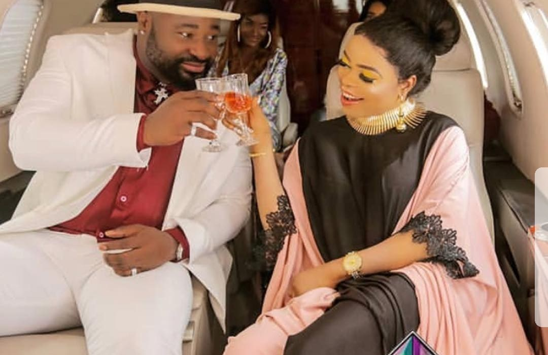 Uneducated swines- Harry Song fires back at critics over Bobrisky video