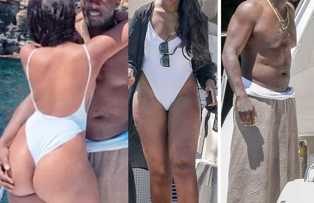 Idris Elba reveals why he loves his fiancee ,Sabrina Dowhre