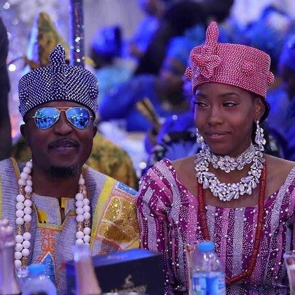 Nigeria's most stylish king