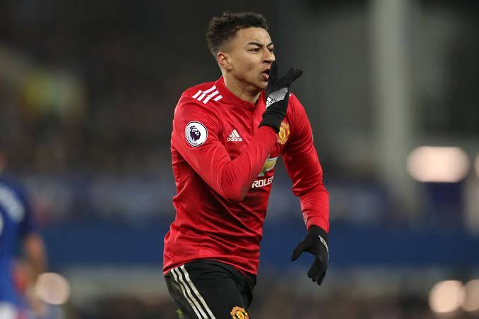 Jessie Lingard compares his body structure with Cristiano Ronaldo