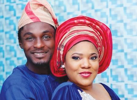 Toyin Aimakhu replies ex-husband ,Adeniyi Johnson
