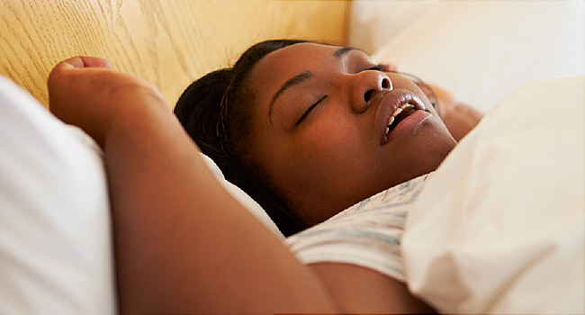 Why snoring is dangerous for women -New Study