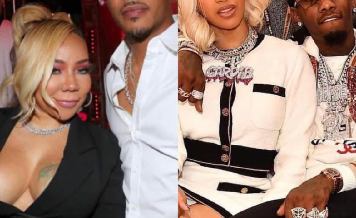 Fans drag T.I for asking Cardi B to forgive Offset following apology