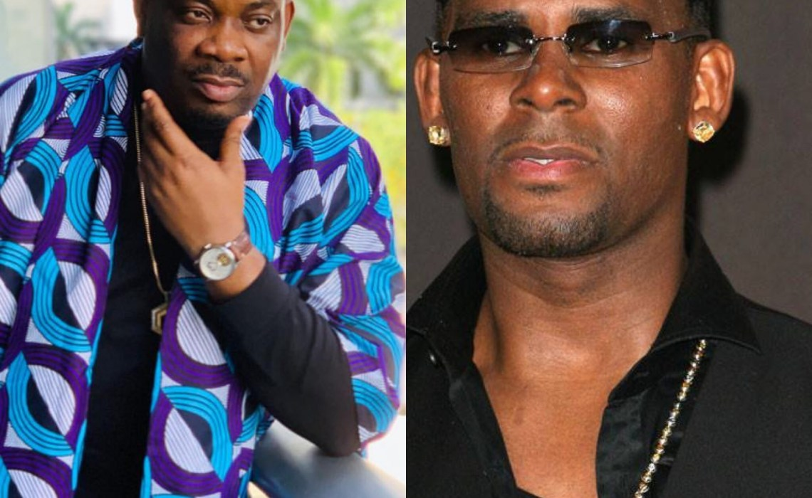 Don jazzy reacts to Surviving R Kelly documentary