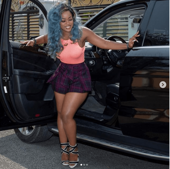 This is what BBNaija's Cee-C looks like now (Photos)
