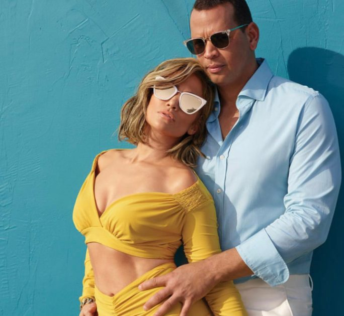 Jennifer Lopez and Alex Rodriguez sizzle in new campaign