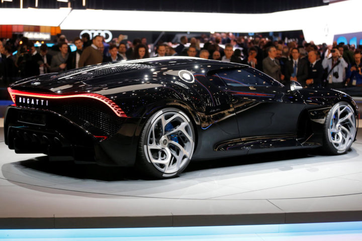 Bugatti sells most expensive car ever made