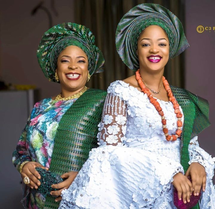 Ooni of Ife's wife shares stunning photos with her mum