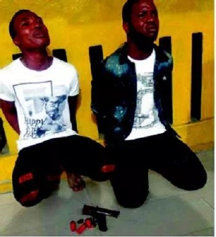 Police arrest 2 suspected cultists in Yaba Tech