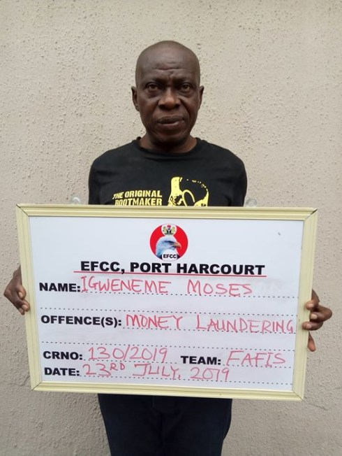 Romance Scam: 65-year-old Nigerian man arraigned for duping Swiss woman of $240, 700  (photo)