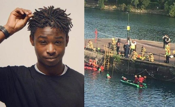 Nigerian student drowns in UK's River Thames